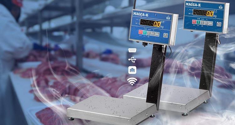 Новые модели электронных весов Масса-К МК_АВ21 и МК АВ21(RUEW)